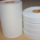 Insulating paper of the GS643 Lingge dispensing inodified adhesive was Lingg-like coating on the surface of the insulation of soft composite materials made of semicuring flexible materials for electrical. Temperature rating Class B.