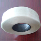 Polyester Resin impregnated Fiberglass banding tape is composed of alkali free twist glass fiber yarn t through a special high-temperature curing of unsaturated polyester resin impregnated. Banding tape has good flexibility and viscosity, opened the reticular structure, unwinding easily, no filoselle, no folds. It has high strength, impact resistance, high modulus, low elongation, no hysteresis and  no eddy current loss of performance, which is the motor, transformer and arrester ideal binding material.